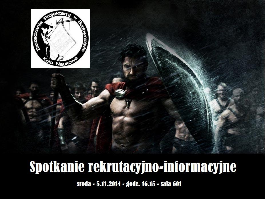 rekrutacja 2014-2015